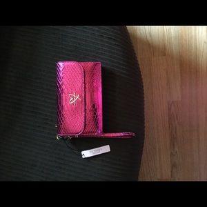 Victoria Secret wallet/cell phone holder